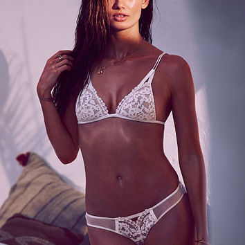 Crochet Lace Bralette - Very Sexy - Victoria's Secret