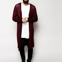 ASOS Super Longline Cardigan at asos.com