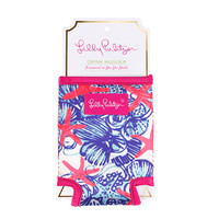 LILLY PULITZER: Koozie - She She Shells