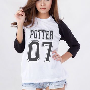 Harry Potter 07 Graphic Printed T-Shirt