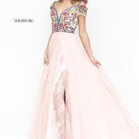 Sherri Hill 50151 Sherri Hill Miss Priss Prom and Pageant store, Lexington, Kentucky, largest selection of Sherri Hill prom gowns