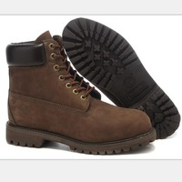Timberland Fashion Winter Waterproof Boots Martin Leather Boots Shoes H-AA-SDDSL-KHZHXMKH