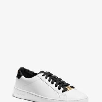 Irving Leather Sneaker | Michael Kors