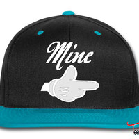 mine left side Snapback