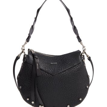 Jimmy Choo Artie Studded Leather Hobo Bag | Nordstrom