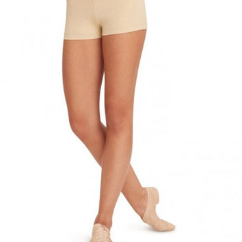 Adult Boy Cut Low Rise Short (Nude) tb113