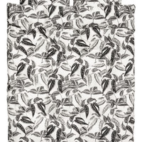 H&M Leaf-print Duvet Cover Set $34.99