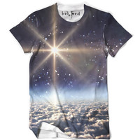 Space Clouds Men's Tee