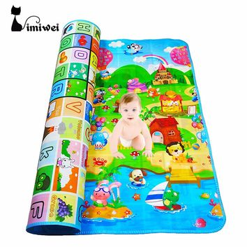 Baby Play Mat Mat For Children Developing Rugs Puzzle Carpets Play Mats Mat Baby Toys For Newborns Kids Rug Goma Eva Foam