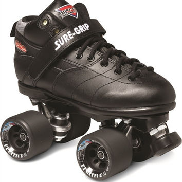 Sure Grip - Rebel Derby Skates - Fugitive Wheel (Size  1 - 3)