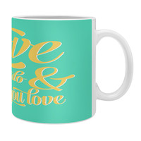 Allyson Johnson Do What You Love Coffee Mug