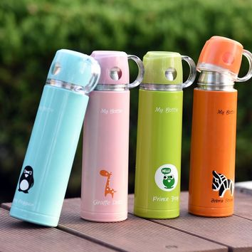 Cartoon Stainless Steel My Bottle Thermos