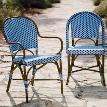 Point Judith Outdoor Lounge Chair | Grandin Road