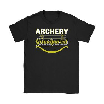 Archery Shirt Archery Grandparent Gildan Womens T-Shirt