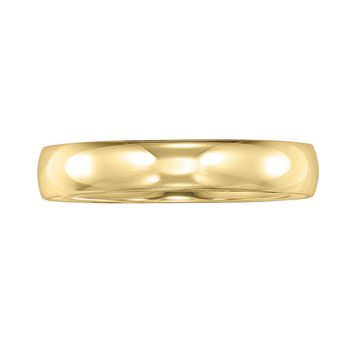 Cherish Always 14k Gold Wedding Band