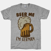 Beer Me I'm German