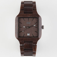 Wewood Metis Watch Chocolate One Size For Men 22707440201