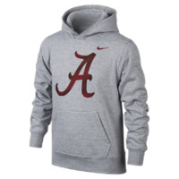 Nike Graphic Fleece Pullover (Alabama) Boys' Hoodie