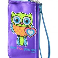 Glitter Owl Trifold Wallet | Shop Justice
