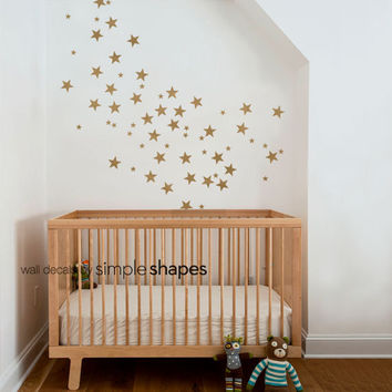 Small Stars - Kids vinyl Wall Sticker