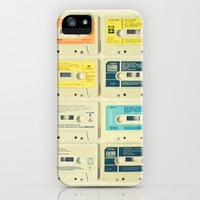 All Tomorrow's Parties iPhone & iPod Case by Cassia Beck