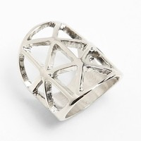 BP. Open Metalwork Ring (Juniors) | Nordstrom