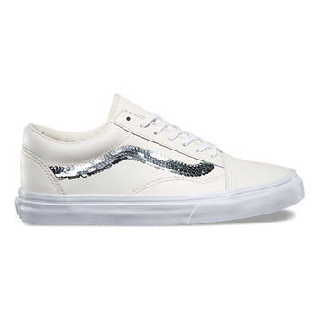Shiny Sequins Old Skool | Shop At Vans