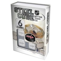 NHL Washington Capitals Steel Cubes (Set of 6)