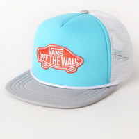 Vans Classic Patch Trucker Hat at PacSun.com