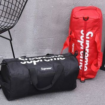 DCCKUNT Hot Suprem Fashion Sport Handbag Tote Luggage Bag Travel Bag
