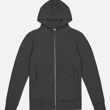 Flash Dual Fullzip / Charcoal