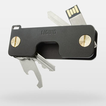 Key Caddy - EDC Key Holder and Accessories by Liquid Co.