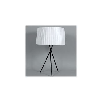 dCOR design SticksTable Lamp with Drum Shade