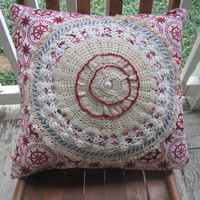 Americana Decorative Pillow