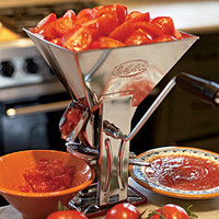 Italian Tomato Press - Kitchen Tools - Michael's Kitchen Picks - Kitchen & Cooking - NapaStyle