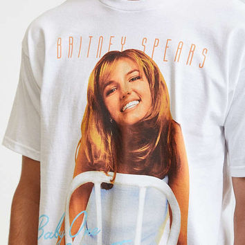 Britney Spears Tee | Urban Outfitters