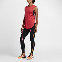 The Nike Elevated Women's Sleeveless Training Top.