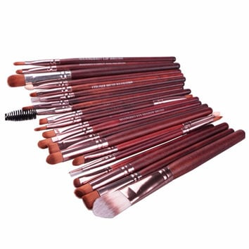 Facail Makeup Brushes Sets Professional Eyeliner Lip Cosmetic Brushes Beauty Tools