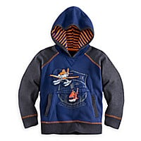 Planes: Fire & Rescue Pullover Hoodie for Boys