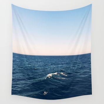 Drifting Wall Tapestry by Brian Biles | Society6