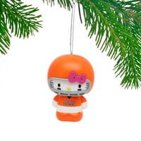 Cleveland Browns Hello Kitty Ornament - http://www.shareasale.com/m-pr.cfm?merchantID=7124&userID=1042934&productID=555874335 / Cleveland Browns