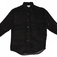 Blacklisted Button Up