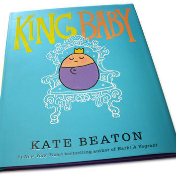 TopatoCo: King Baby Hardcover