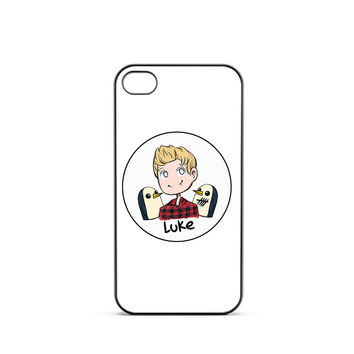 5 Seconds of Summer Luke iPhone 4 / 4s Case