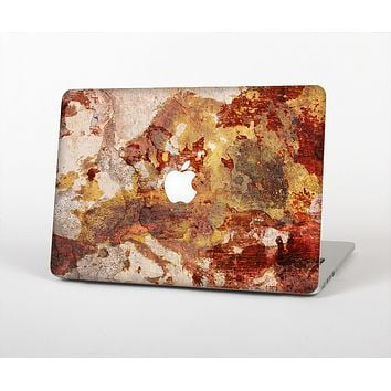The Grungy Red Panel V3 Skin for the Apple MacBook Air 13""