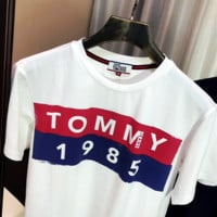 """ Tommy Hilfiger "" Women Men T-shirt"