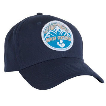 Signature Mountain Patch All Twill Snapback Hat
