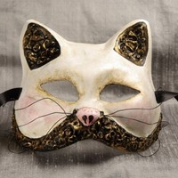Le Chat The Cat Mask for by effigymasks on Etsy