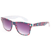 Blue Crown Tribal Classic Sunglasses Multi One Size For Women 25759295701