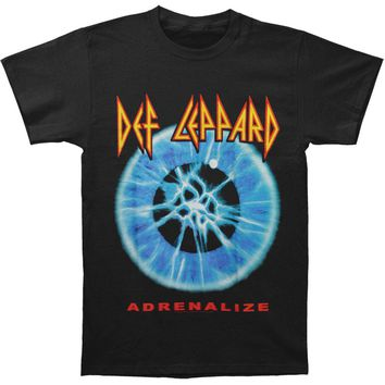 Def Leppard Men's  Adrenalize T-shirt Black